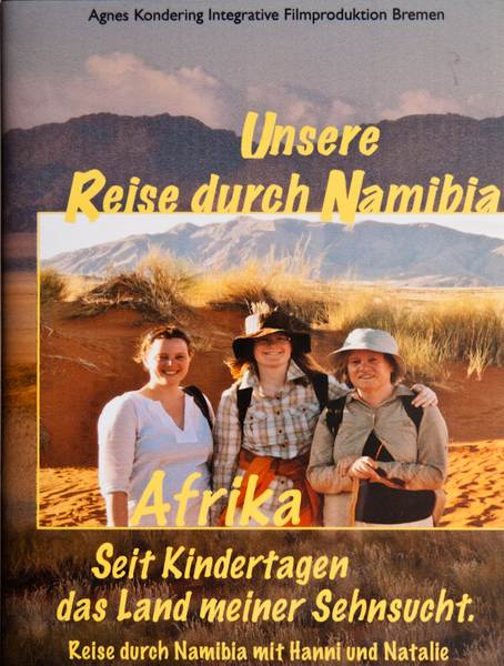 Namibia Video-Cover